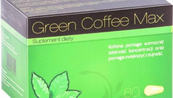 Suplement diety: Green Coffee Max – sposób na dotrwanie do urlopu