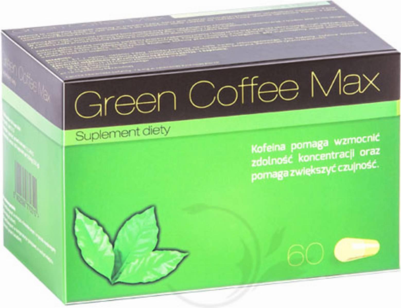 Green Coffee Max