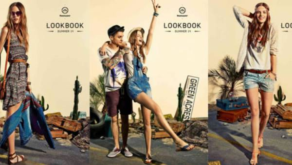 HOUSE – Summer of Festivals – Nowy Lookbook