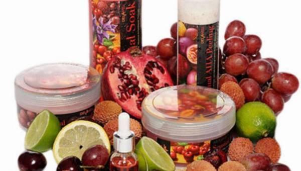 LINIA CZERWONA – kosmetyki pełne owoców od marki DelaWell