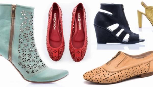 Ażurowe obuwie – najlepszy wybór na lato 2014