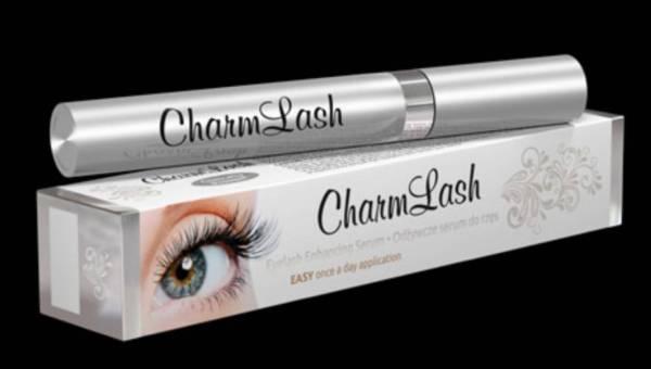 CharmLash – pierwsze polskie serum stymulujące wzrost rzęs!