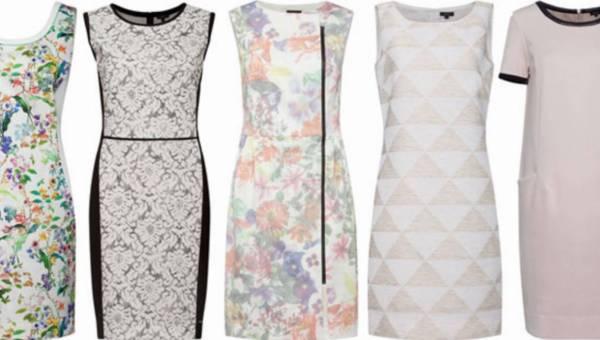 Sukienki wizytowe – kolekcja Solar wiosna-lato 2014