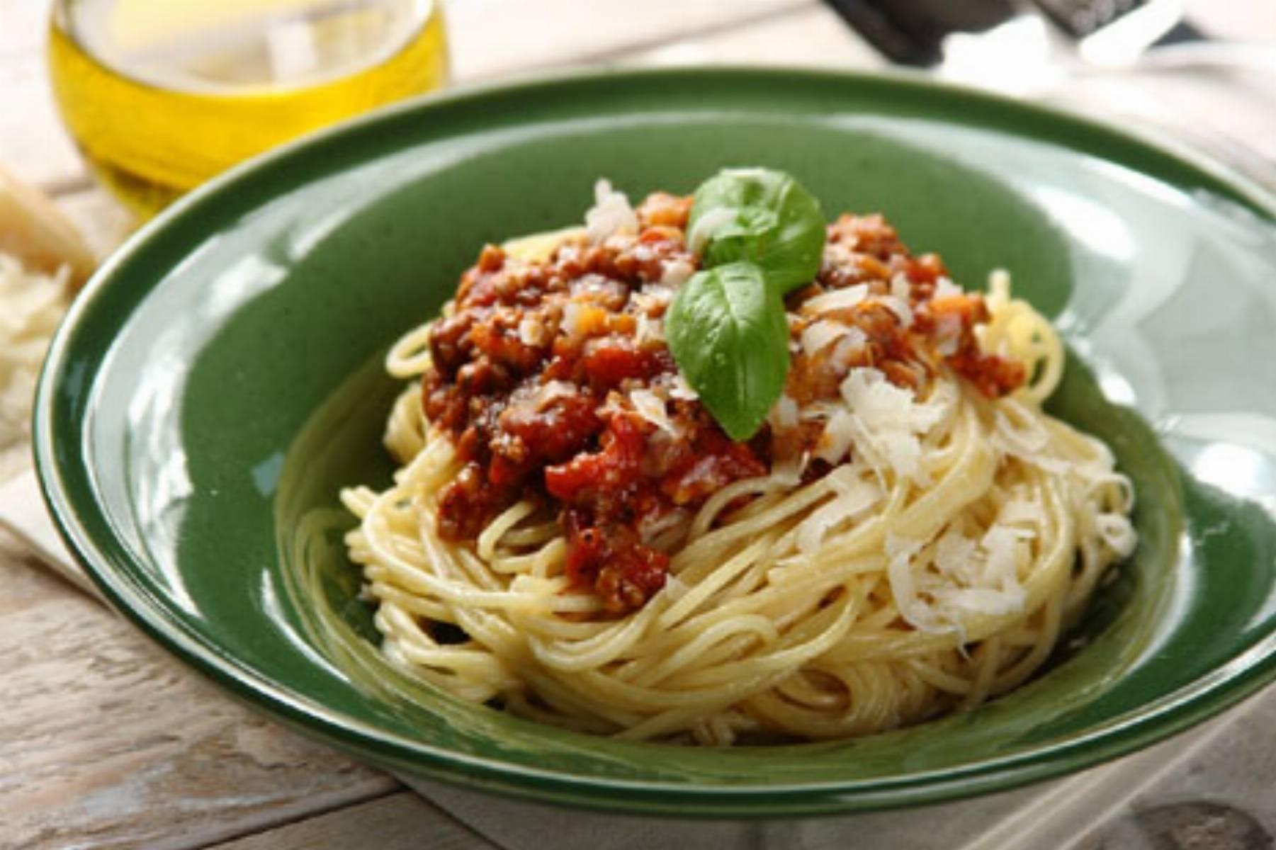 Spaghetti Bolognese ekstra ziolowe