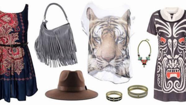 Stylizacje inspirowane modą festiwalową