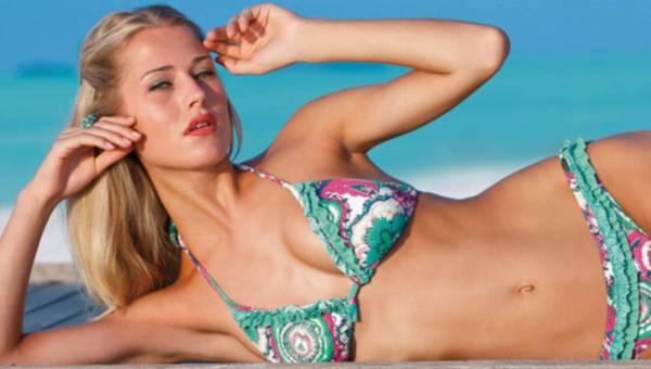 Stroje kąpielowe na lato 2014 – lookbook marki Sunflair