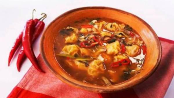 Kuchnia brazylijska: TACACA (ostro-kwaśna zupa) – prezentuje Andy Bates
