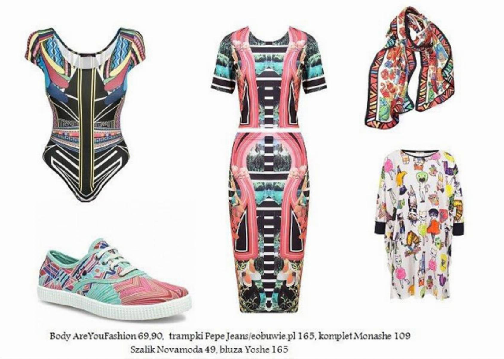 Trendy 2014 - abstrakcyjne