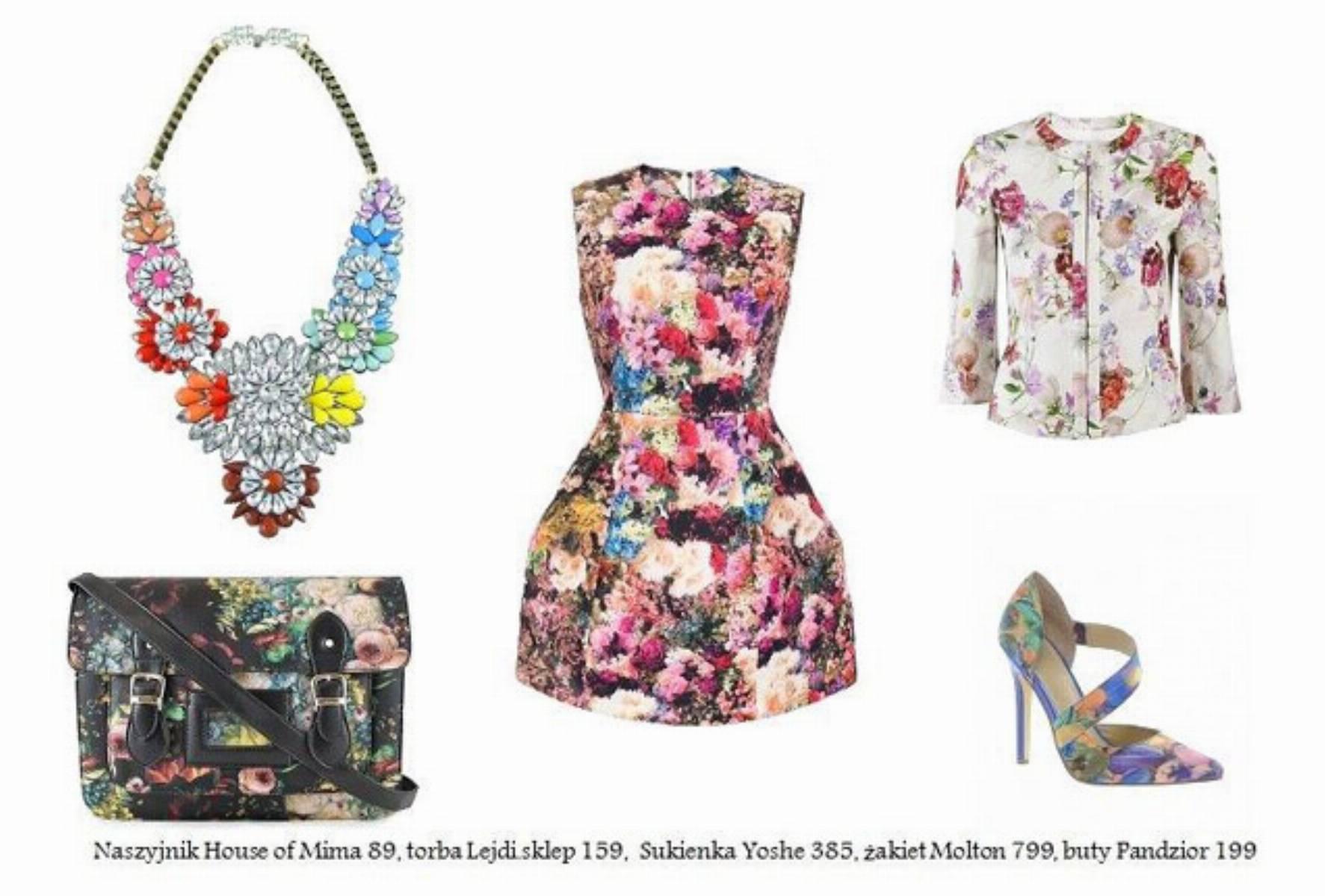Trendy 2014 - kwiaty