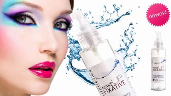 Nowość od VIPERA COSMETICS: MakeUp FIXATIVE Utrwalacz Makijażu – bezzapachowy i hipoalergiczny