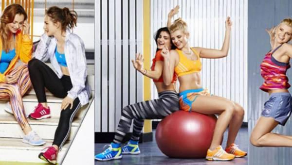 Kolekcja adidas Women na wiosnę/lato 2014