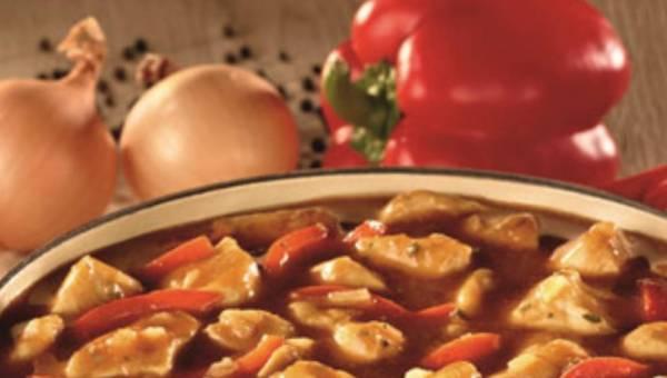 Fix Knorr Gulasz z kurczakiem – Domowy gulasz w najlepszym wydaniu