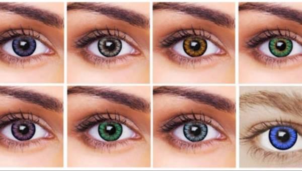 Kolorowe soczewki kontaktowe – czy ograniczają pole widzenia?