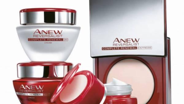 Wypróbuj nową, ulepszoną linię kosmetyków AVON Anew Reversalist 35+