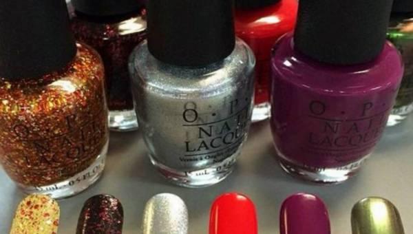 Nowa kolekcja lakierów do paznokci: Coca-Cola & OPI  – ICONS OF HAPPINESS kolekcja 2014