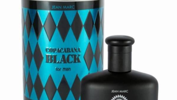 Copacabana Black – nowy zapach od JEAN MARC