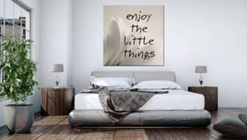 Obraz słowem malowany – nowy trend w dekoracji wnętrz