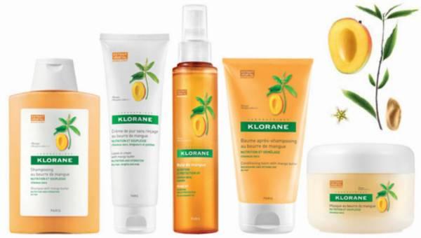 Kosmetyki na bazie mango – idealne do pielęgnacji włosów suchych od Klorane