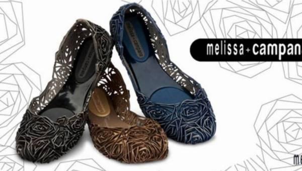 Buty Melissa – plastikowy zawrót głowy