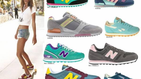 Moda na sportowe obuwie – jakie fasony wybrać w tym sezonie?