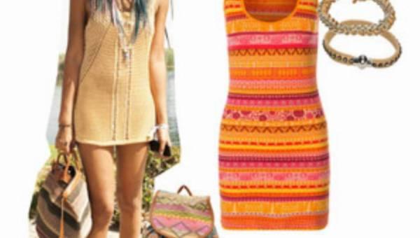 Wakacje w stylu gwiazd: Rosie Huntington Whiteley, Chanel Iman, Kate Bosworth