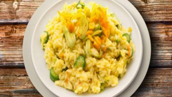 Przepis na: Szybkie makaronowe risotto