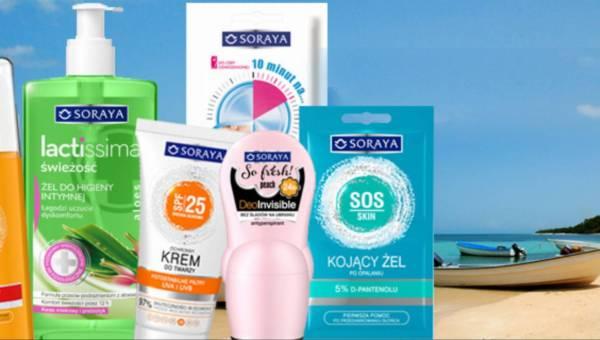 Jakie kosmetyki zabrać ze sobą na wakacyjny wyjazd?
