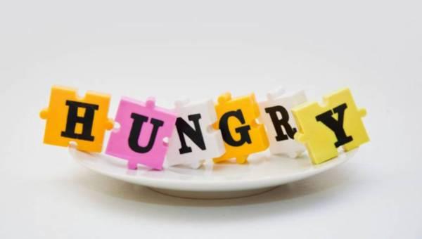 Głodni fizycznie i psychicznie, czyli o różnych rodzajach głodu i możliwości jego zaspokojenia
