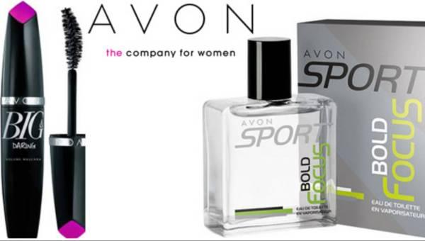 Letni konkurs z Avon dla Niej i dla Niego