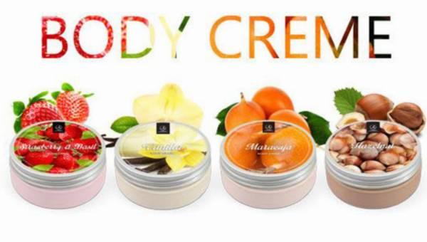 Nowe masła do ciała Body Creme od LAMBRE
