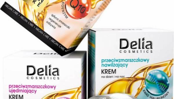 Nowości do pielęgnacji twarzy od Delia Cosmetics