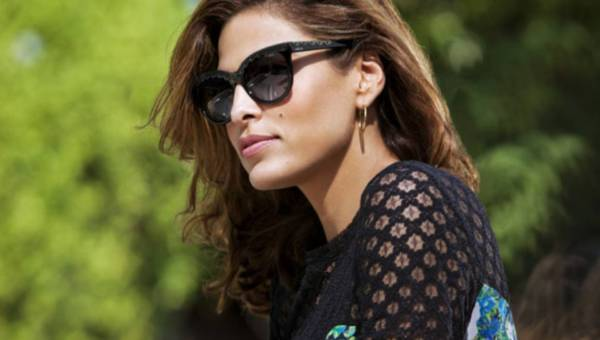 Design Series for Vogue Eyewear 2014 – prezentuje Eva Mendes