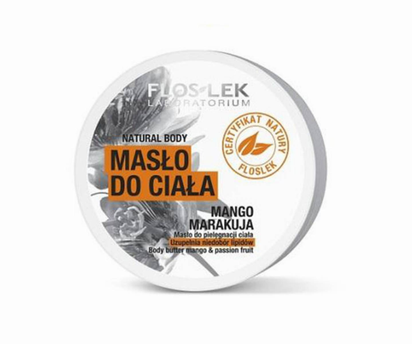 FLOSLEK MASLO DO PIELEGNACJI CIALA MANGO & MARAKUJA