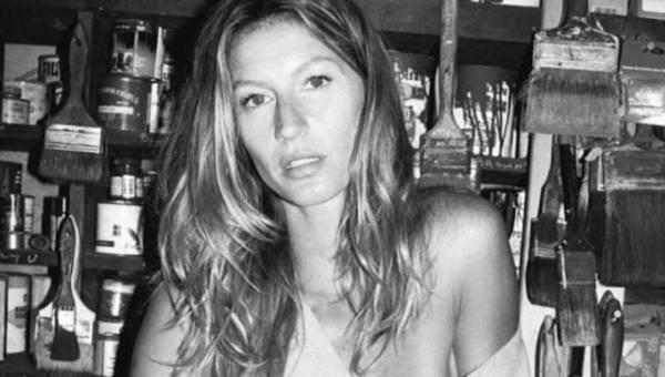 Gisele Bundchen bez makijażu (!) twarzą kampanii Sonia Rykiel
