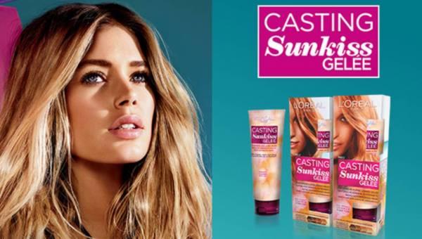 Nowość: Żel rozjaśniający – Casting Sunkiss od L'Oréal