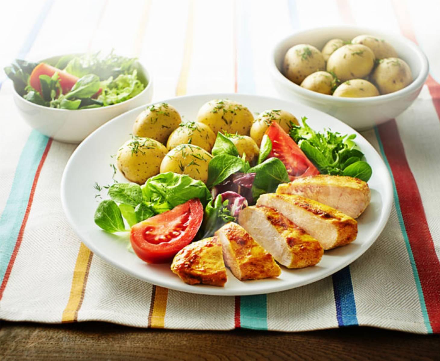 Soczysty kurczak z patelni Knorr (2)