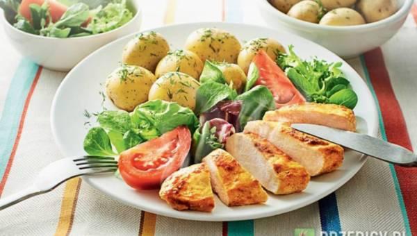 Szybkie danie: Soczysty kurczak z patelni na ostro