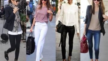 W światowym stylu – ubierz się jak Miranda Kerr