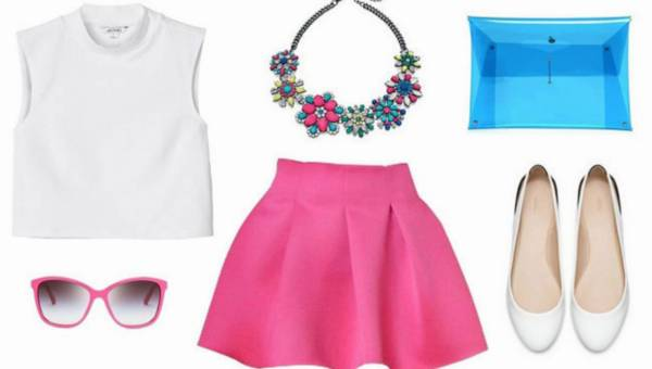 Twój wakacyjny look – 3 pomysły na stylizacje
