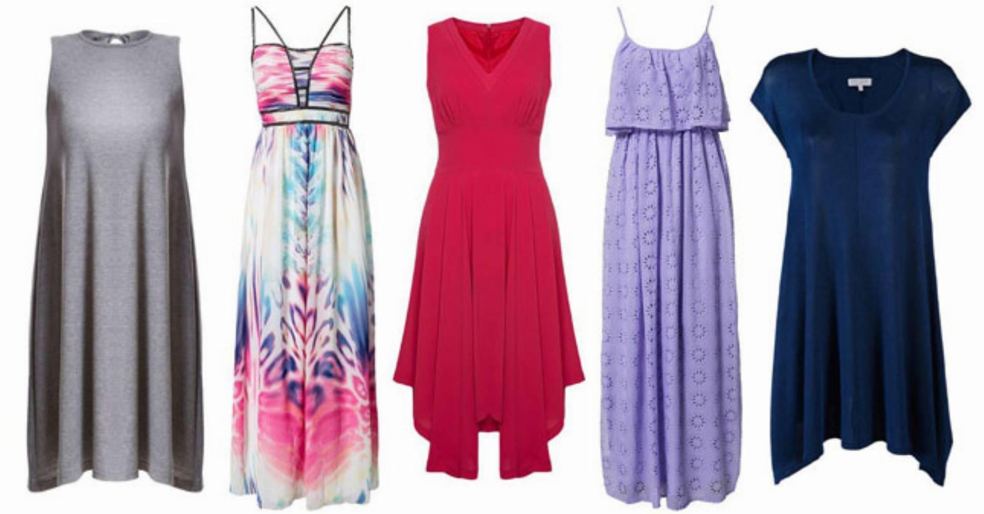 Sukienki lato 2014-2015
