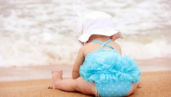 Wakacyjna podróż z niemowlakiem