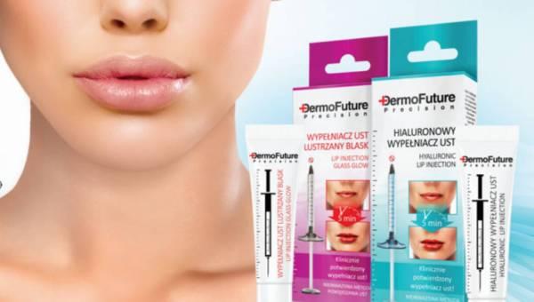Alternatywa dla trwałego powiększenia ust – wypełniacze ust od DermoFuture Precision