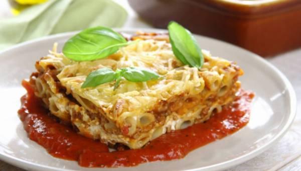 Przepis na: Zapiekanka a'la lasagne