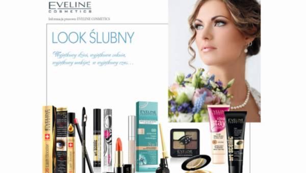 Modny makjiaż ślubny – propozycja Eveline Cosmetics