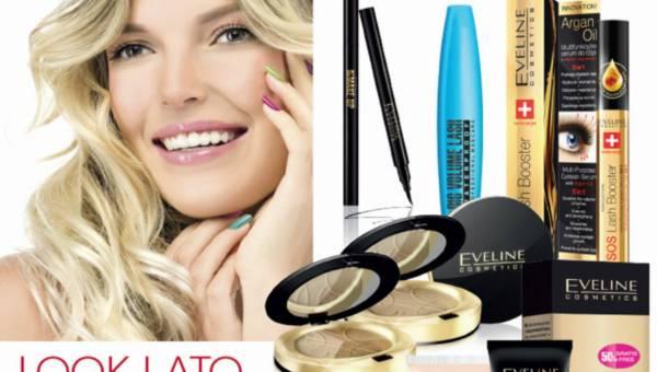 Modny makijaż na lato 2014 – propozycje od Eveline Cosmetics