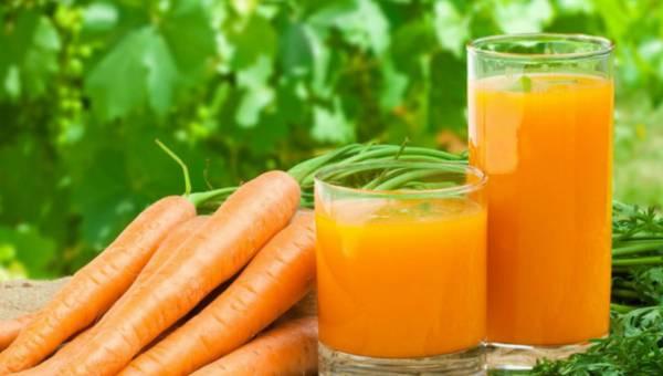 Sok z marchewki – multiwitamina dla zdrowia i urody