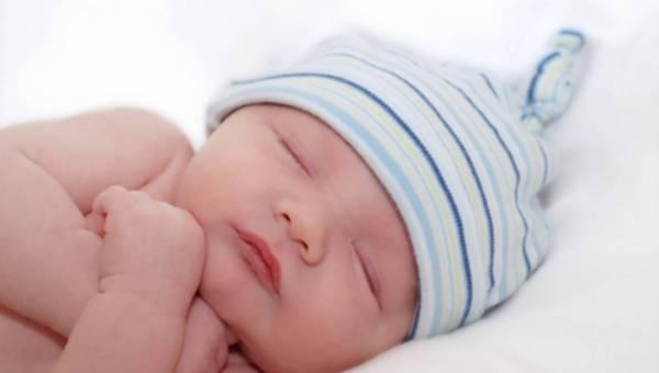 Co ma wpływ na spokojny sen malucha?