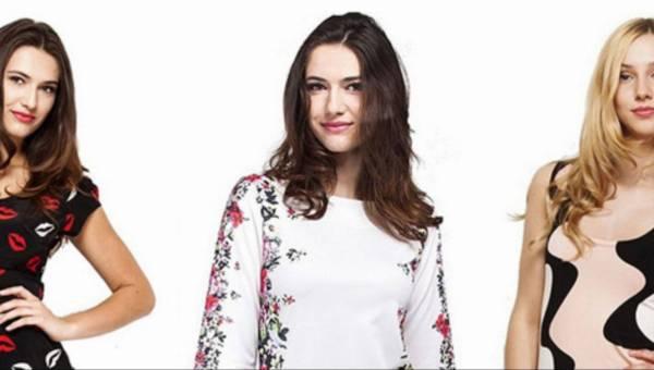 Wzorzyste sukienki na lato 2014 – to jest trendy!