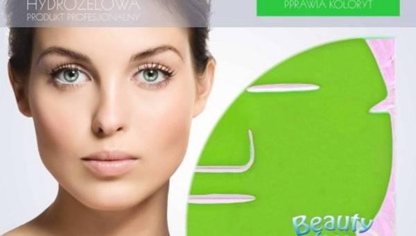 Jabłka także w służbie urody – popraw koloryt skóry z maską kolagenową BeautyFace