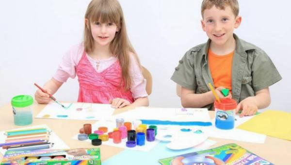 Co to jest arteterapia dla dzieci?